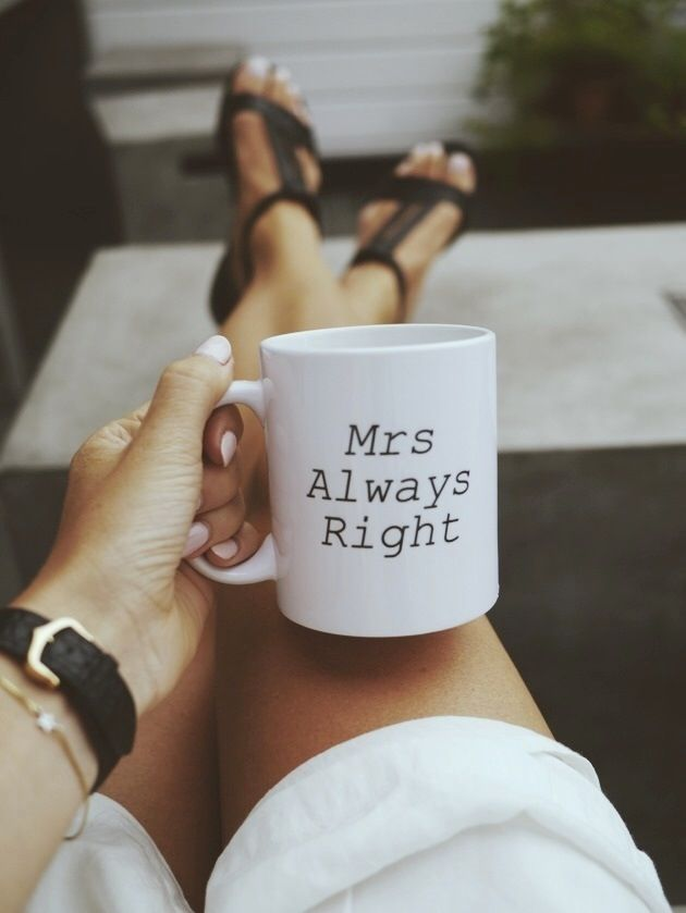 Mrs Always Right♥