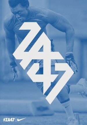 Ziggy Ansah Logo Design by Blaine Pannell