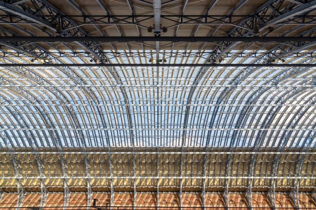 Symmetry Architecture Photography by Edward Neumann