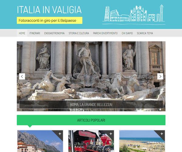 7 Free Beautiful Travel WordPress Themes