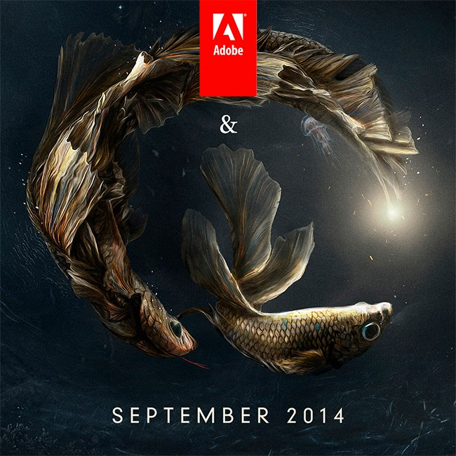 Adobe & Desktopography…September 2014.