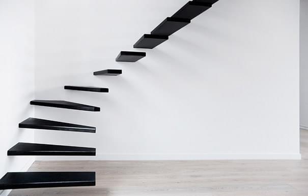 Flat F.M. Stairs