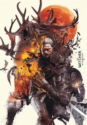 THE WITCHER 3 – Poster Design