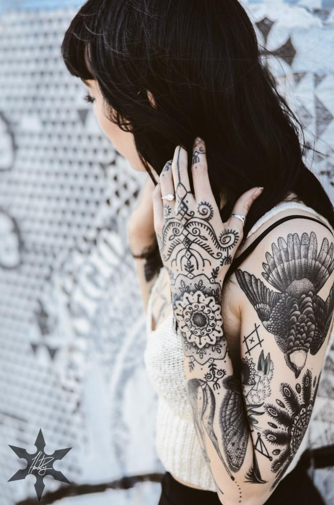 Hannah Pixie by Hannah Ray