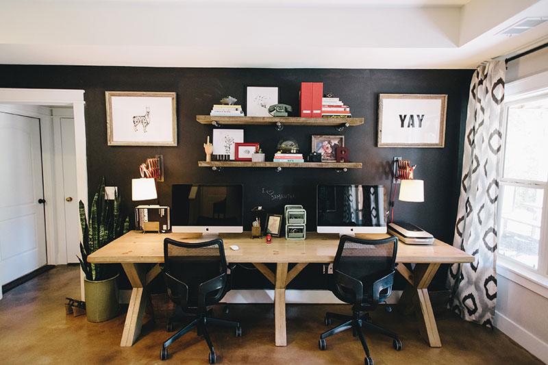 My Workspace by Ashley Jankowski