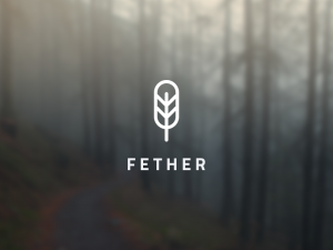 Fether Logo – Simple