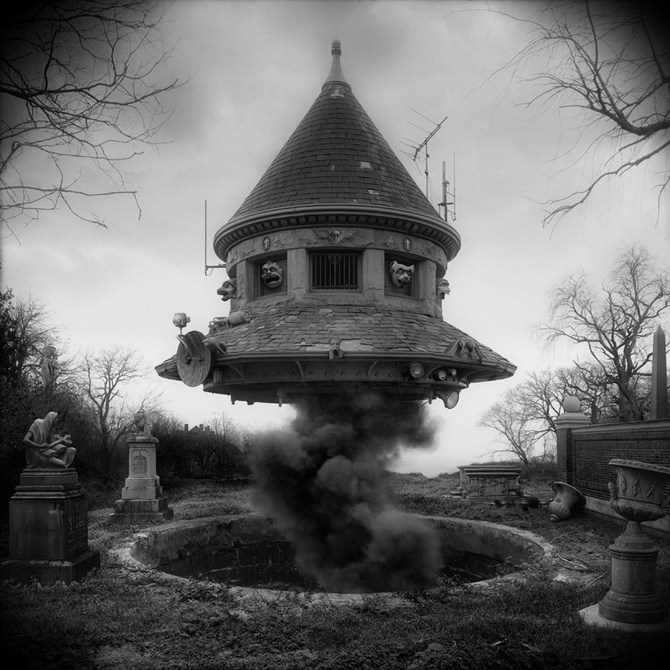Hyper Collage Photography by Jim Kazanjian