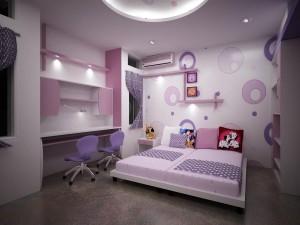 Beautiful Kids Room