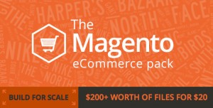 Introducing the The Magento eCommerce Pack. Get on board now and try the market's leading eComme ...