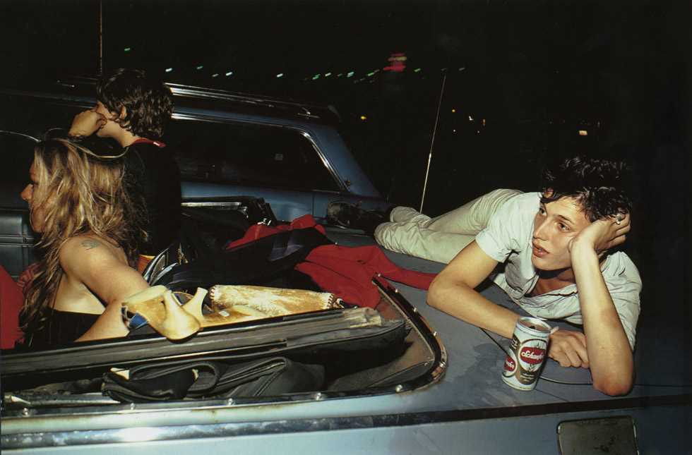 Portrait Photography by Nan Goldin