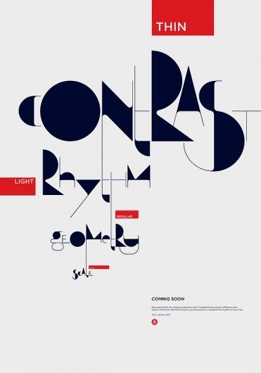Qalto Typeface