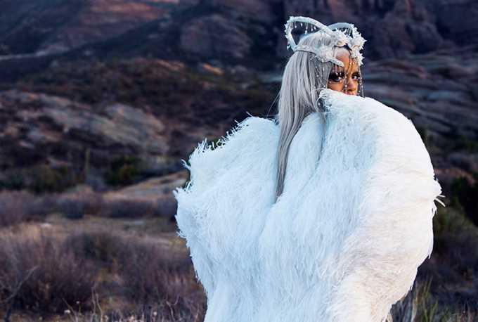 Rihanna by Steven Gomillion & Dennis Leupold