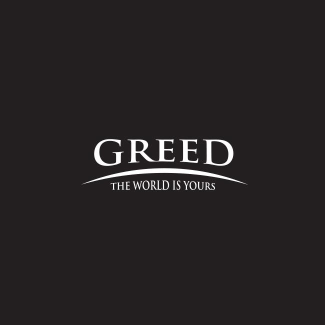 #7Sins of #Marketing – #LogoDesign #Greed