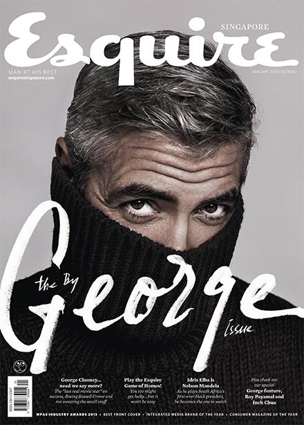 Esquire Singapore – January 2014