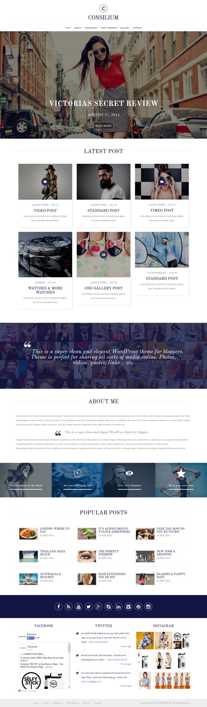 Consilium is an  multipurpose WooCommerce WordPress Theme. This theme has been developed with mu ...
