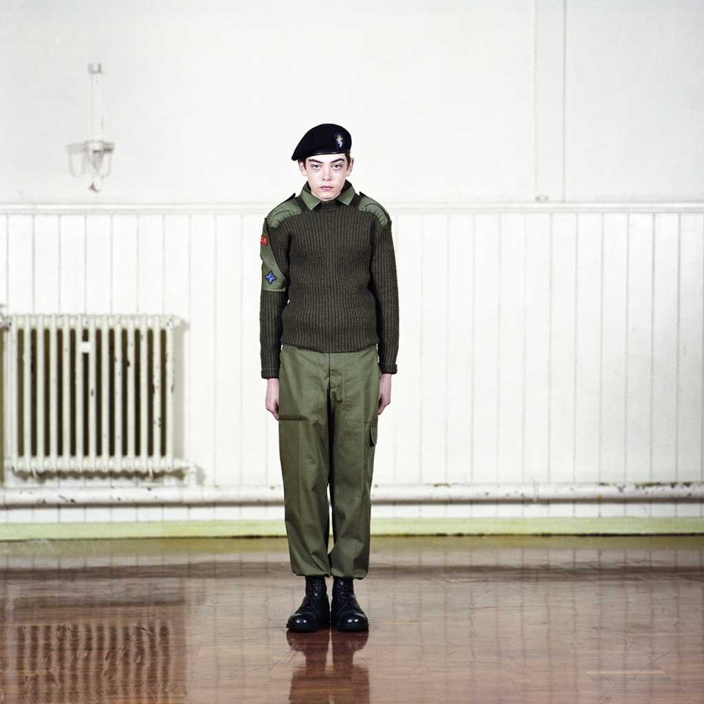 Army Cadets by Thom Atkinson
