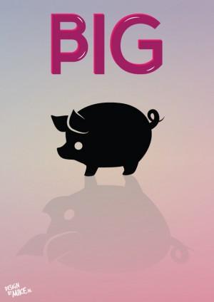 Just a big pig