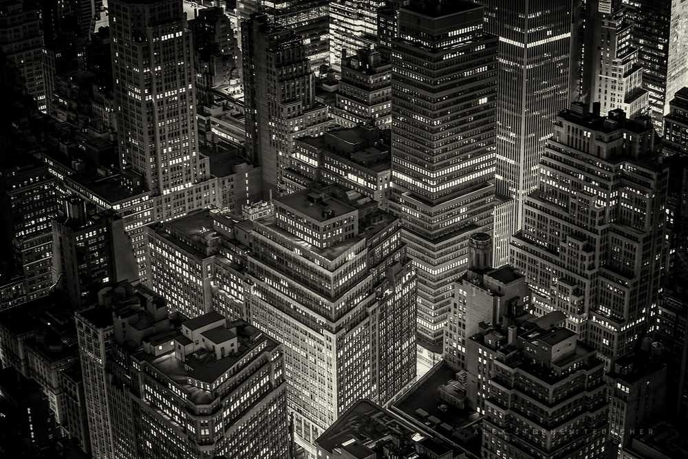 Black and White New York Photography by Alex Teuscher