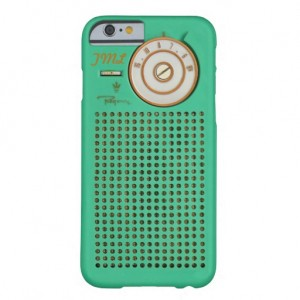 Customizable Vintage Radio iphone 6 case