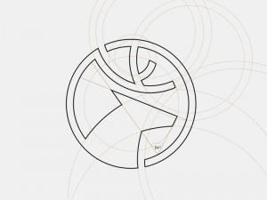 Dia Holdings – Logo grid system
