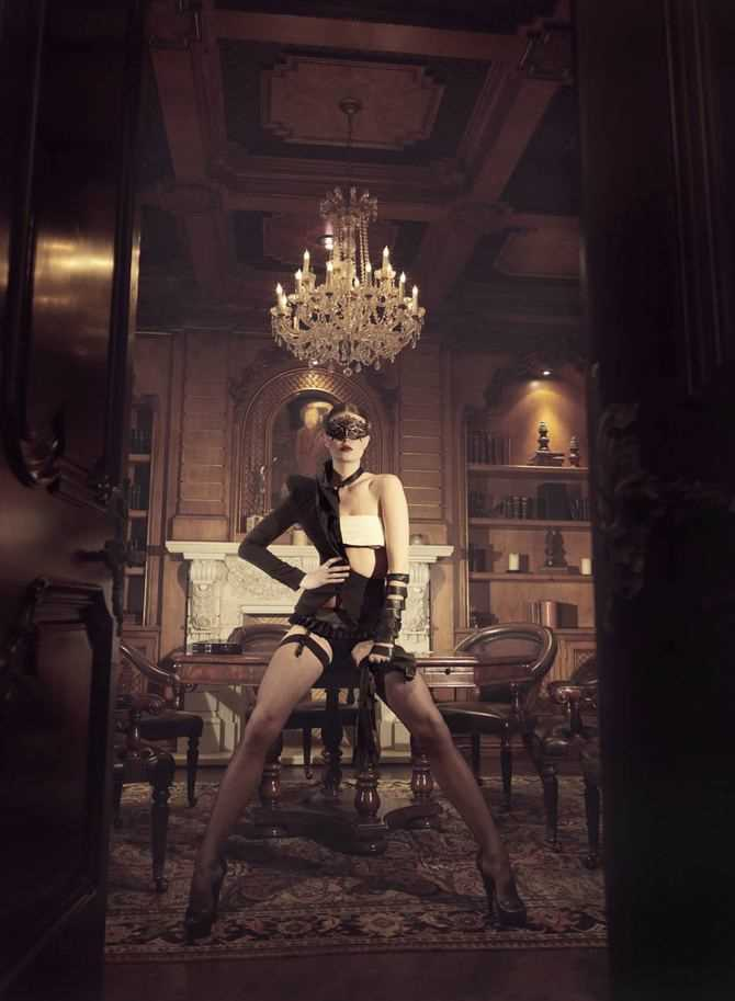 Fashion Photography by Michael Schmidt