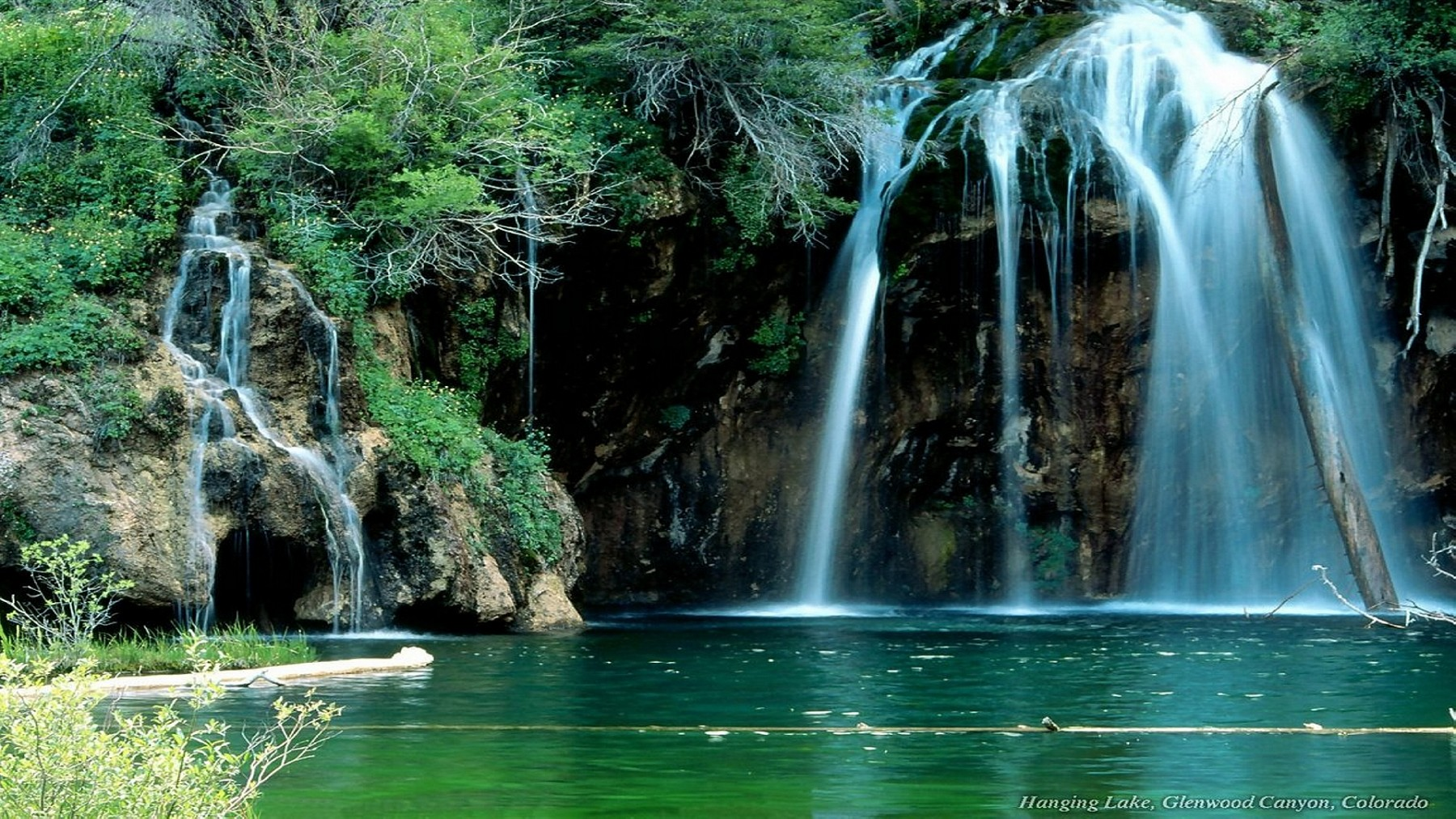 Hanging Lake Colorado – Photography Wallpapers