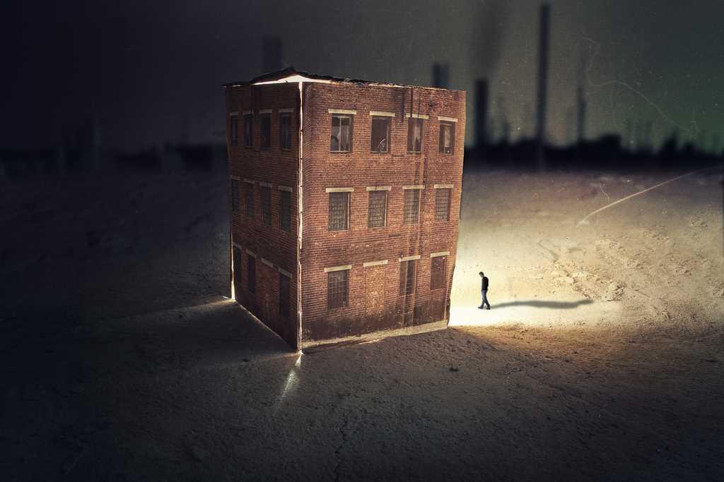 Imaginary Towns by Francesco Romoli