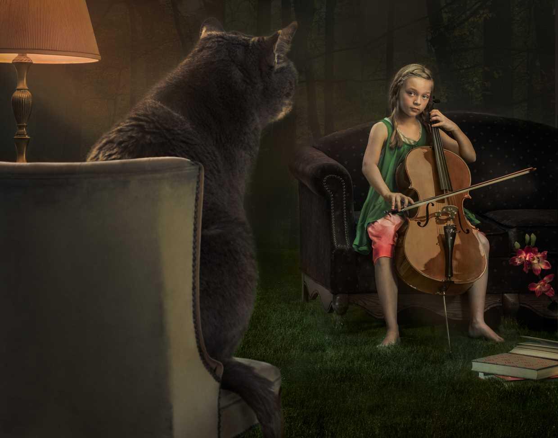 Narrative Photography by Kristina Varaksina