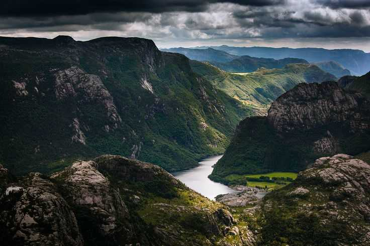Nature Landscapes by Edgar Romanovskis
