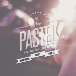 """Pastel"" Lightroom presets for wedding, fashion and portrait images.beArt ""Pastel"" Lightroom pr ..."