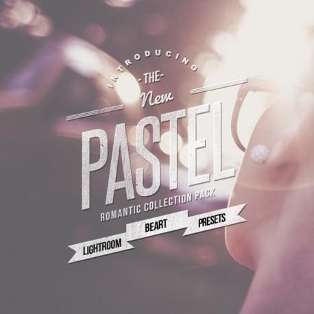 """""""Pastel"""" Lightroom presets for wedding, fashion and portrait images. beArt """"Pastel"""" Lightroom pr ..."""