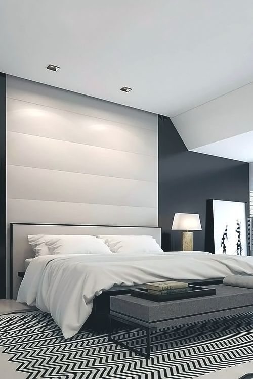 Penthouse in Dusseldorf | Ando-Studio