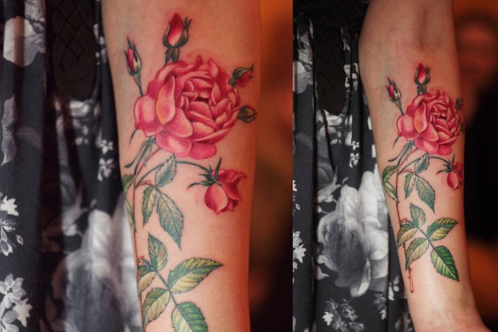 tattoo by Sasha Unisex