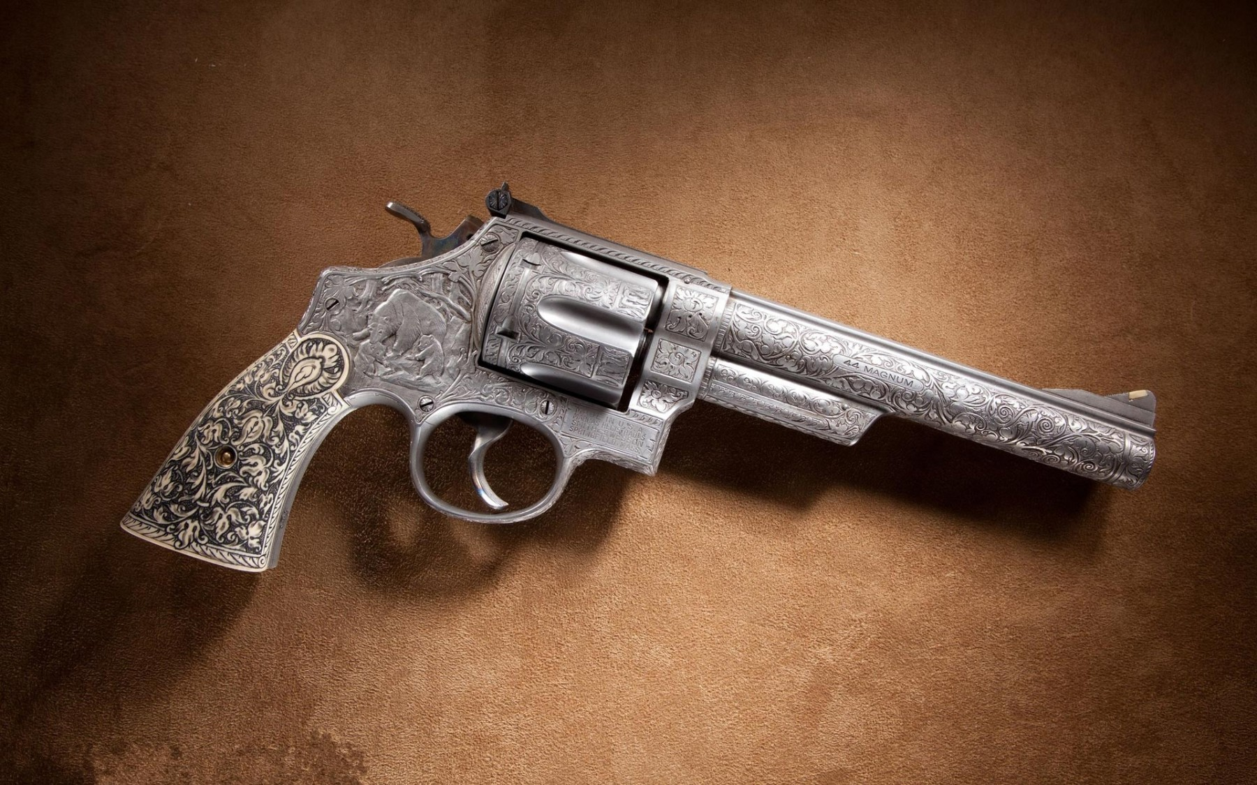 Smith Wesson Revolver – Photography Wallpapers