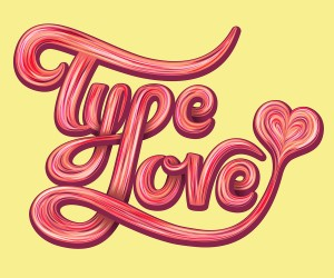 TypeLove by Mario De Meyer