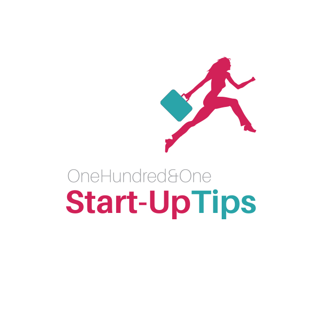A #personalproject of mine coming soon – #101startuptips – #logodesign #branding
