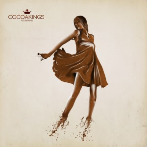 #flyerdesign for the cocoaking – #illustration #graphicdesign #digitalpaint