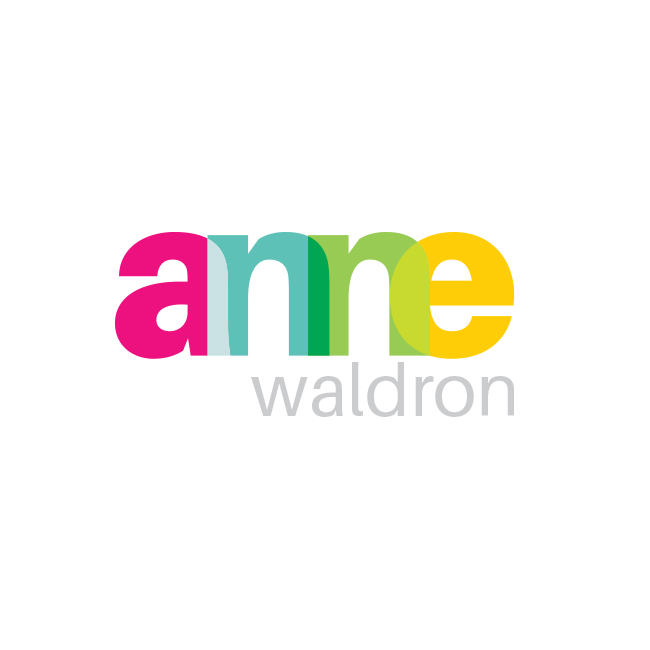 Brand design for  Anne Waldron Business Coach