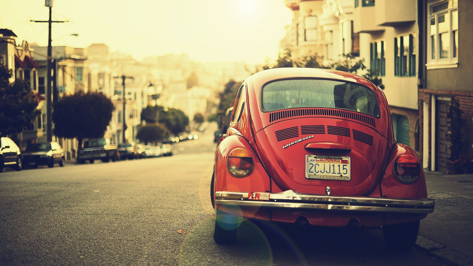 Vintage Volkswagen – Photography Wallpapers