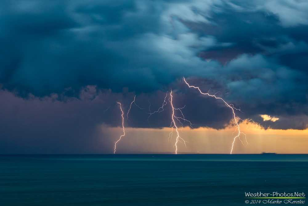 Weather Photography by Marko Korosec