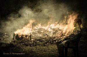 J'ai brûler les souvenirs d'antan.