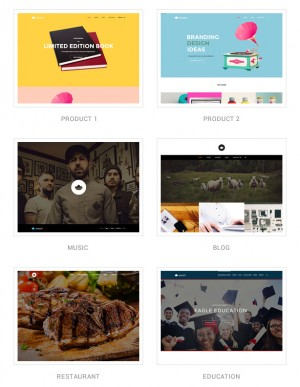 25 New Responsive Premium Templates (20 Nov 2014)