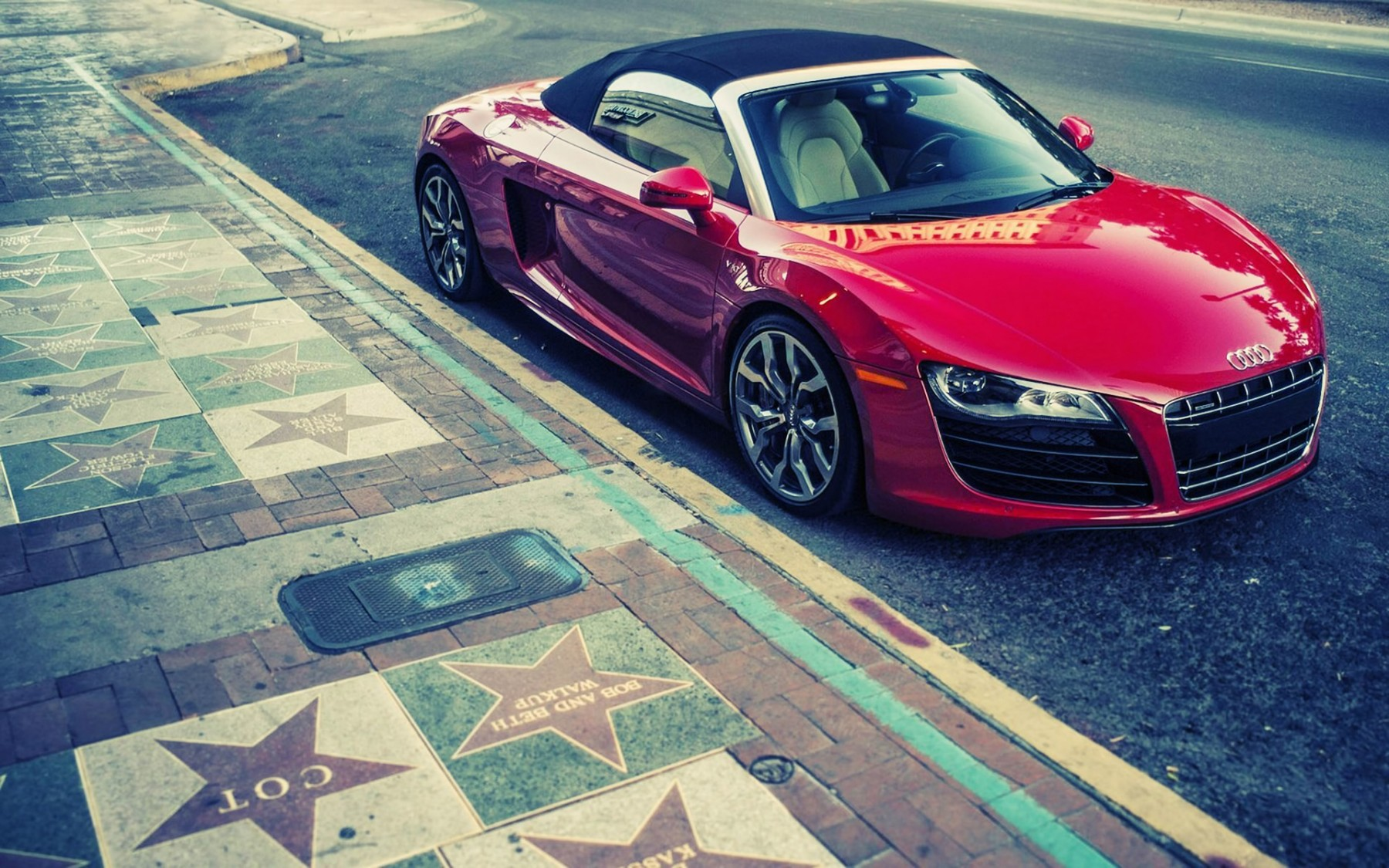 Audi R8 – Photography Wallpapers