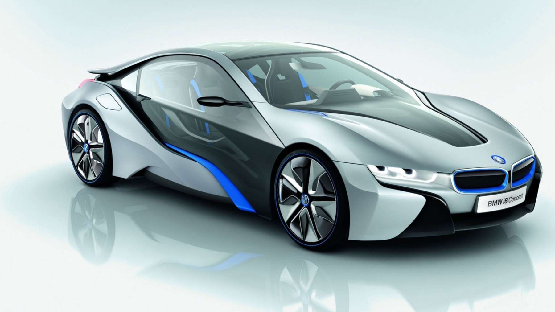 BMW i8 – Photography Wallpapers