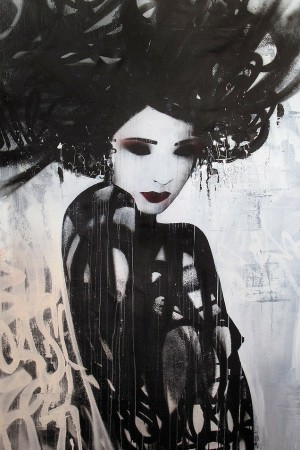 """Dark Dancer"" by Hush"