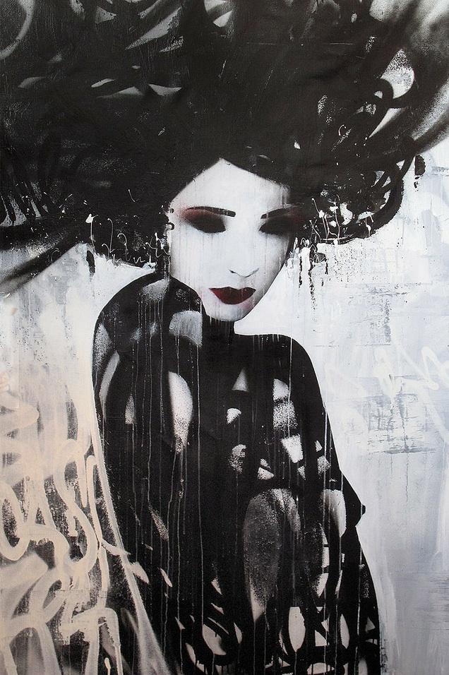 """""""Dark Dancer"""" by Hush"""