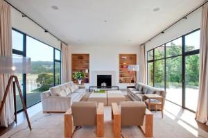Minimalist Sitting Room | Japaese Interior Design