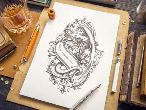 Dragon | Sketch