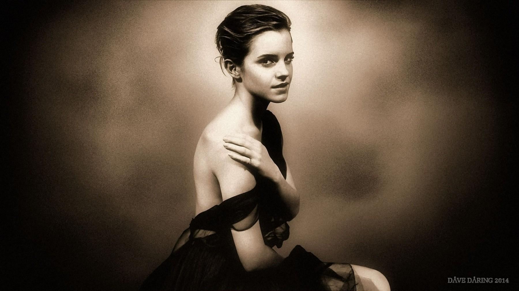 Emma Watson Portrait – Photography Wallpapers