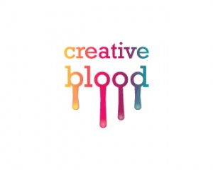 Creative Blood Logo Design